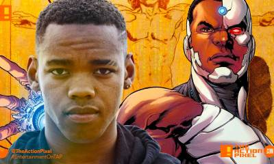 jovian wade, cyborg , doom patrol, victor stone, the action pixel, entertainment on tap,