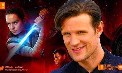 matt smith , star wars IX, star wars, star wars: episode ix, the action pixel, entertainment on tap, disney,