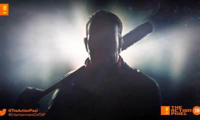 negan, tekken 7, twd, the walking dead, entertainment on tap, trailer ,season 2,