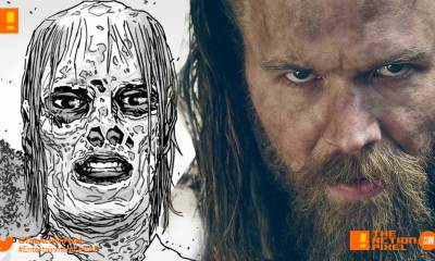 ryan hurst, whisperers,twd, image comics, sons of anarchy, opie, image comics, skybound