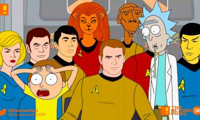 star trek: lower decks, star trek, the action pixel, entertainment on tap, cbs