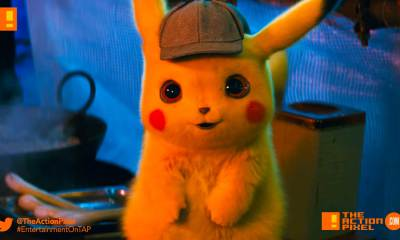 POKÉMON Detective Pikachu, pokemon, pokémon, legendary pictures, warner bros. pictures, ryan reynolds, entertainment on tap,