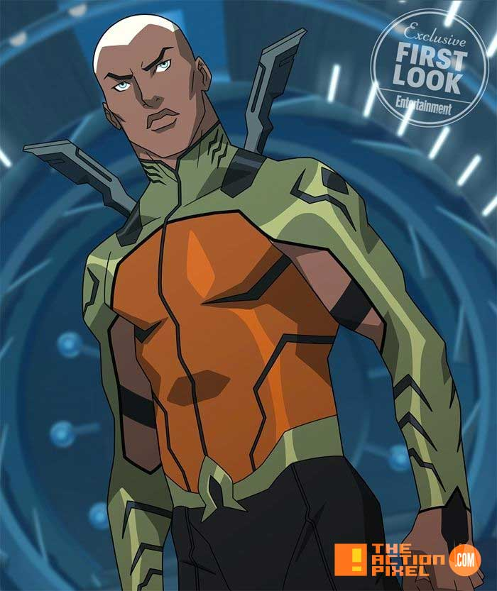 aquaman, young justice, aqualad, young justice: outsiders, young justice season 3, young justice: outsiders, the action pixel, entertainment on tap, nightwing,dc comics, dc universe,warner bros.