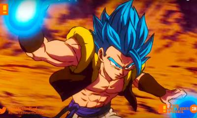 dragon ball super: broly, anime, dbz, dragon ball z, dragonball z, the action pixel, entertainment on tap, trailer, bandai namco entertainment , bandai namco,