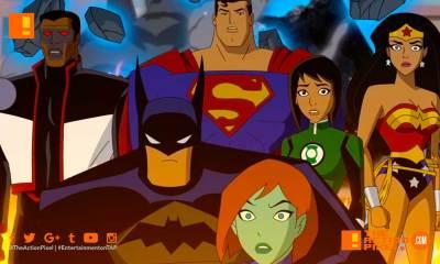 justice league vs. the fatal five, bruce timm, justice league, warner animation, warner bros. animation, dc comics, justice league, dc comics, wonder woman, batman, superman, green lantern, martian manhunter,