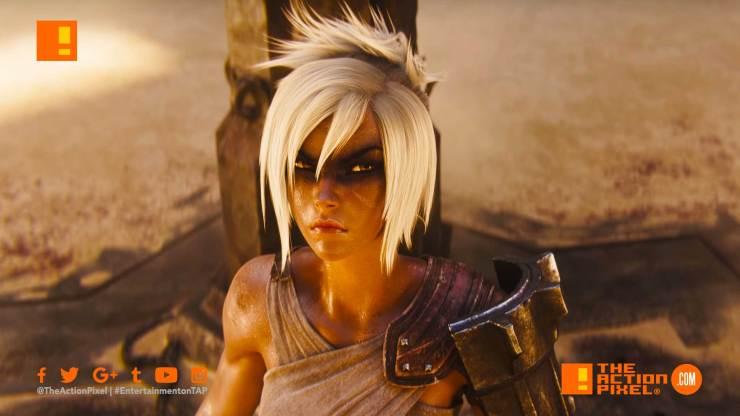 league of legends, awaken, Cinematic, the action pixel, entertainment on tap,Valerie Broussard