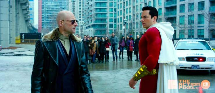 shazam, shazam!, dr. sivana, doctor sivana, sivana, dr sivana, captain marvel, dc comics, dc entertainment, dc films, mark strong, zachary levi,