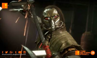 mortal kombat 11, gameplay reveal trailer, mortal kombat, mk11, raiden barakas,skarlet, netherrealm studios, the action pixel, featured, earthrealm, sub-zero, scorpion, kabal character reveal, kabal