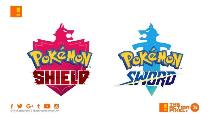 pokemon, pokémon shield, pokémon sword, pokemon shield, pokemon sword, nintendo, nintendo switch, the action pixel, entertainment on tap, grookey, scorbunny , sobble,