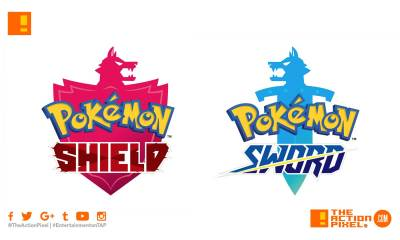 pokemon, pokémon shield, pokémon sword, pokemon shield, pokemon sword, nintendo, nintendo switch, the action pixel, entertainment on tap, grookey, scorbunny , sobble,