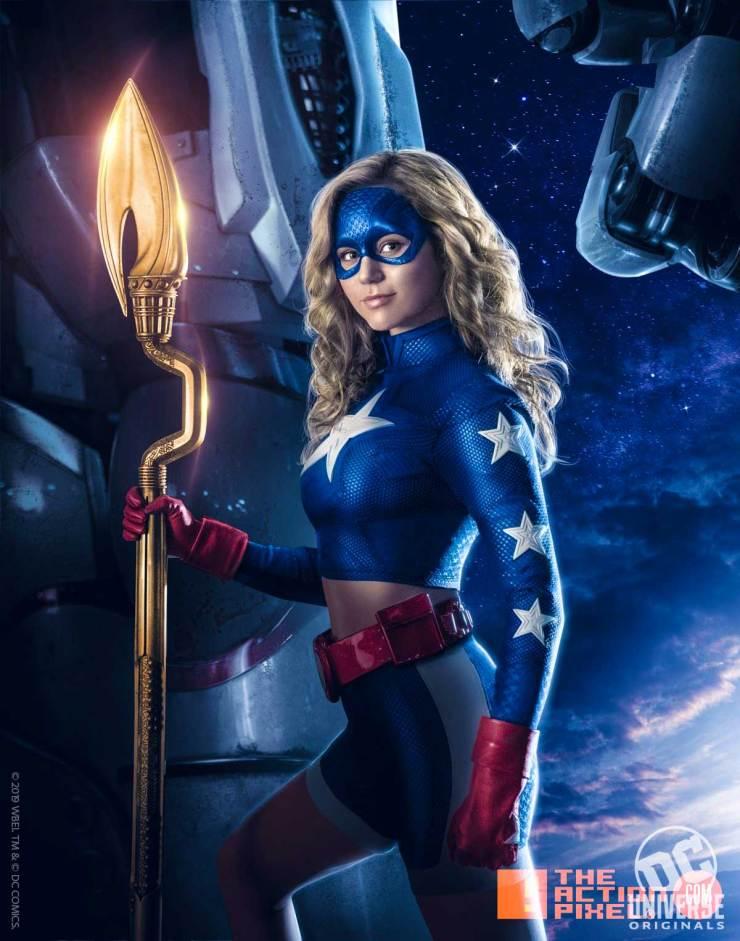 stargirl, brec bassinger, america, dc comics, dc comics, jla, first look image, image, the action pixel, entertainment on tap, featured