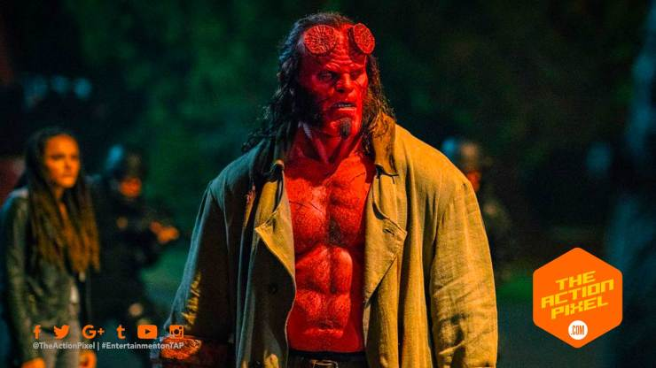 hellboy, osiris club, mike mignola, dark horse comics, hellboy, hellboy red band trailer, the action pixel, entertainment on tap, trailer, lionsgate movies,featured,hellboy actor 2019, hellboy 2019, hellboy after credits,hellboy end credit, who is hellboy actor