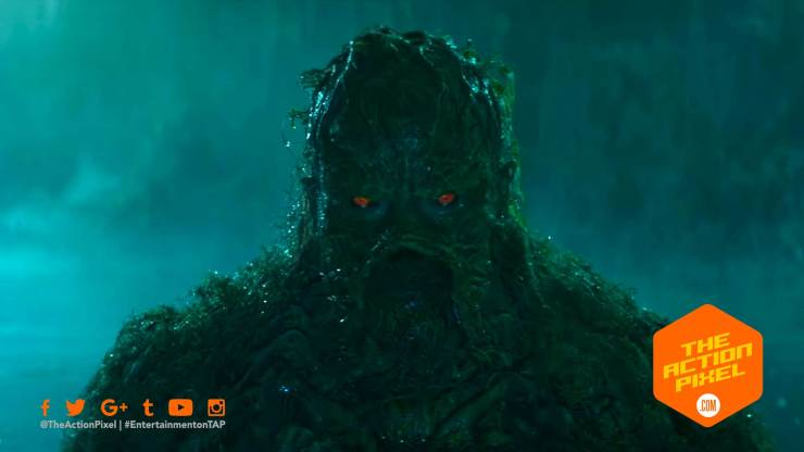 swamp thing, dc universe, dc universe swamp thing premiere date, swamp thing release date, the action pixel, entertainment on tap, dc comics, featured