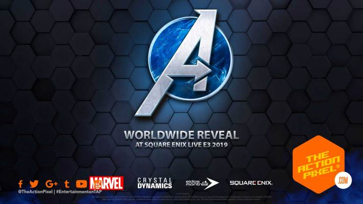 avengers, square enix, square enix marvel's avengers, marvel's avengers, avengers, marvel's avengers worldwide reveal, the action pixel, entertainment on tap, marvel games, marvel comics, e3 2019, e3, electronic entertainment expo, featured