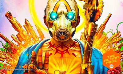 borderlands 3, borderlands, gearbox, the action pixel, featured, entertainment on tap,borderlands 3, gearbox software, reveal trailer, the action pixel, entertainment on tap, handsome jack, the action pixel, gameplay reveal,