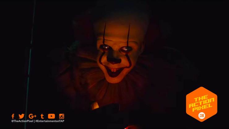 derry, it chapter two official teaser trailer, it chapter two, it chapter 2, you'll float two, the action pixel , entertainment on tap, pennywise,