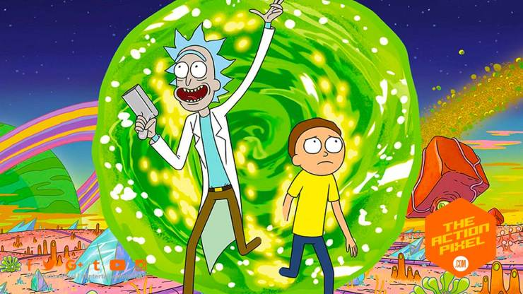 rick and morty, ram4,rick and morty season 4, animation, adult swim, cartoon network, the action pixel, entertainment on tap, featured