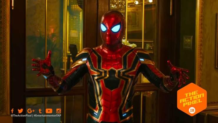 spiderman, zendaya, spider-man,spiderman far from home, spider-man: far from home, peter parker, mysterio, trailer, spider-man movie 2, featured, spider-man: far from home official trailer, spoilers, avengers: endgame