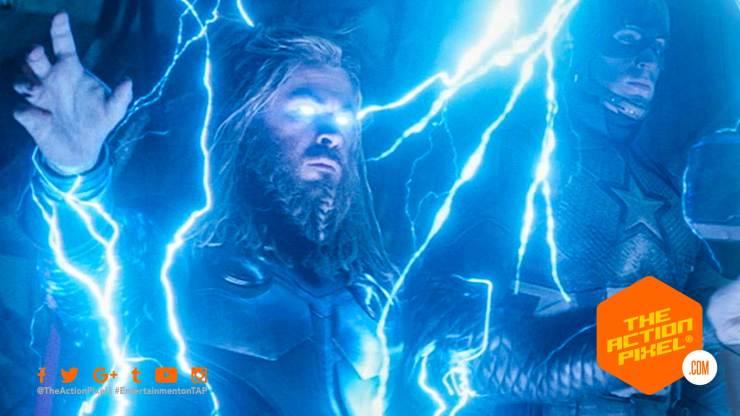 fat thor, bro thor, avengers, avengers: endgame, avengers endgame, chris hemsworth, the action pixel, norse mythology, god, big lebowski, marvel studios, marvel, disney, entertainment on tap,