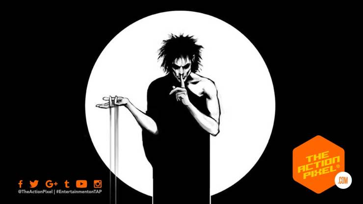 sandman, Neil Gaiman, David Goyer , vertigo comics, entertainment on tap, the action pixel, featured, wb entertainment, warner tv,