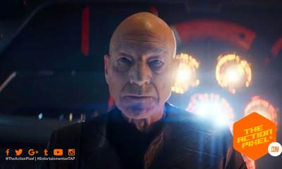 star trek: Picard, star trek, captain picard, the action pixel, entertainment on tap, patrick stewart, the action pixel, entertainment on tap,