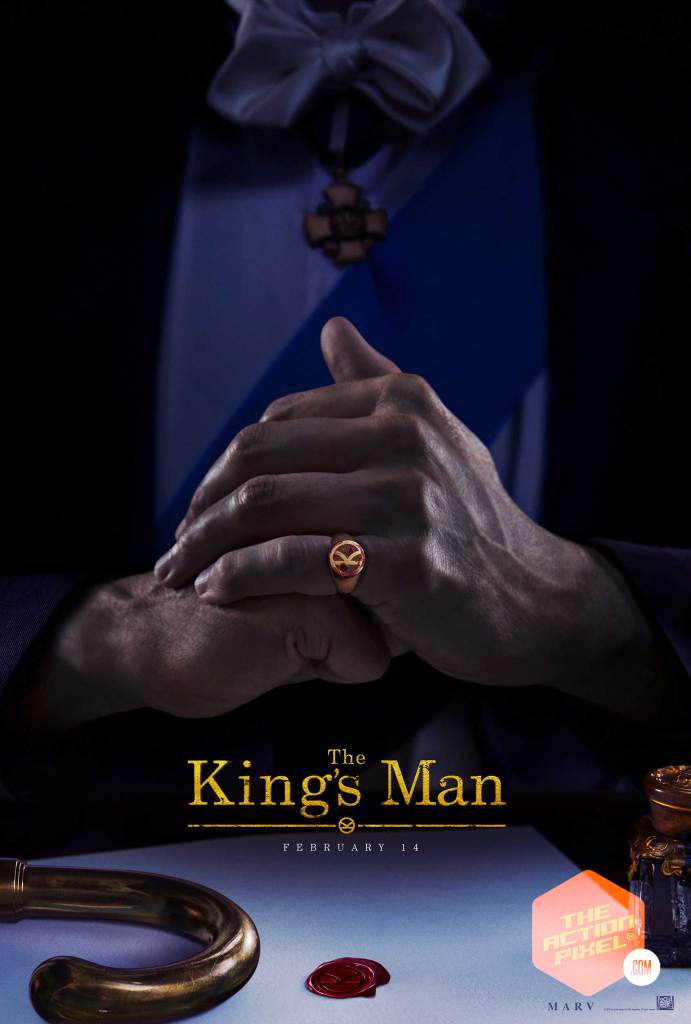 kingsman, the king's man, the king's man teaser poster, featured, dave gibbons, the action pixel, entertainment on tap, 20th century fox, mark millar,