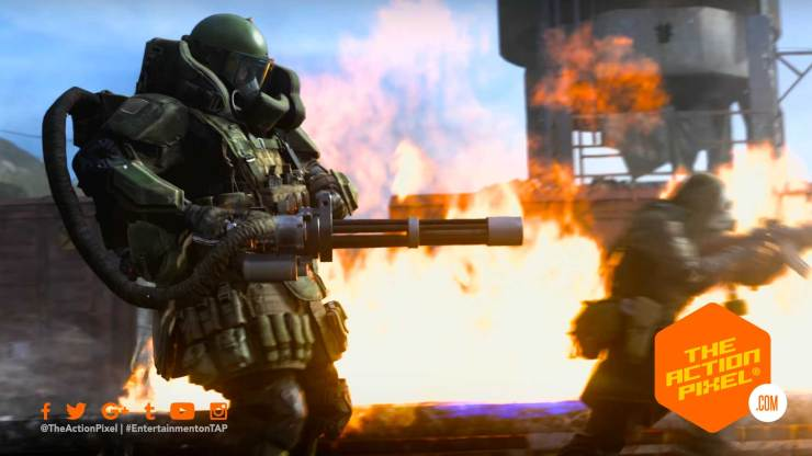 call of duty: modern warfare, the action pixel, call of duty, cod, entertainment on tap, the action pixel, featured, multiplayer trailer, call of duty: modern warfare multiplayer, multiplayer trailer,