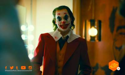 the joker, empire magazine, dc comics, warner bros pictures, todd phillips, the action pixel, entertainment on tap,joker, the joker, joaquin phoenix, put on a happy face, poster, dc comics, dc films, dc movies, teaser, teaser poster ,teaser trailer,phoenix, joaquin phoenix, joker, casting ,joker origin film ,cast, warner bros. pictures, green lit, origin story, dc comics,dcu,the action pixel,entertainment on tap,featured, usa today, dc entertainment, wb pictures, , featured, final trailer,