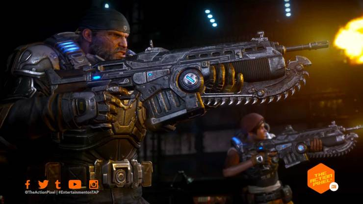 gears 5, gears of war, gears of war 5, the action pixel, entertainment on tap, xbox, microsoft, gears 5, featured,