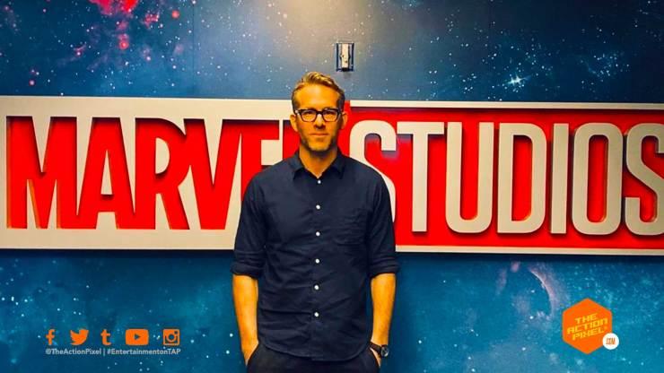 ryan reynolds, marvel studios, marvel, deadpool, featured
