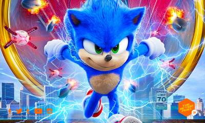 sonic the hedgehog, sonic, paramount pictures, the action pixel, entertainment on tap, poster, featured, paramount pictures, sonic movie, sonic movie trailer, sonic the hedgehog movie trailer, delays, sonic movie delayed, delay