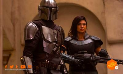 the mandalorian 2, the mandalorian season 2, greef, star wars,mandalorian, live-action tv series, the action pixel, entertainment on tap, on Favreau, Dave Filoni, Kathleen Kennedy, Colin Wilson,Karen Gilchrist, carl weathers, gina carano, featured, star wars celebration 2019,star wars, d23 expo, streaming, release date, featured, the mandalorian official trailer, star wars the mandalorian,greef carga, cara dune, ig-11, ugnaught,kuill,