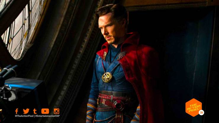 doctor strange, doctor strange in the multiverse of madness, scott derrickson, director doctor strange, doctor strange, marvel phase 4 , marvel phase 4 doctor strange, mcu, marvelverse, mcu phase 4, the action pixel, featured, entertainment on tap
