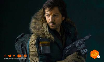 diego luna, star wars, disney+ cassian andor, rogue one, rogue one prequel tv series, rogue one prequel, rogue on disney+ tv series, rogue one: a star wars story, rogue one: a star wars story prequel, featured, entertainment on tap, the action pixel
