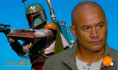 Temuera Morrison, greef, star wars,mandalorian, live-action tv series, the action pixel, entertainment on tap, on Favreau, Dave Filoni, Kathleen Kennedy, Colin Wilson,Karen Gilchrist, carl weathers, gina carano, featured, star wars celebration 2019,star wars, d23 expo, streaming, release date, featured, the mandalorian official trailer, star wars the mandalorian,greef carga, cara dune, ig-11, ugnaught,kuill, the mandalorian exclusive clip, boba fett, jango fett,
