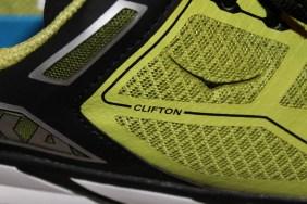 Hoka One One Clifton Close Up