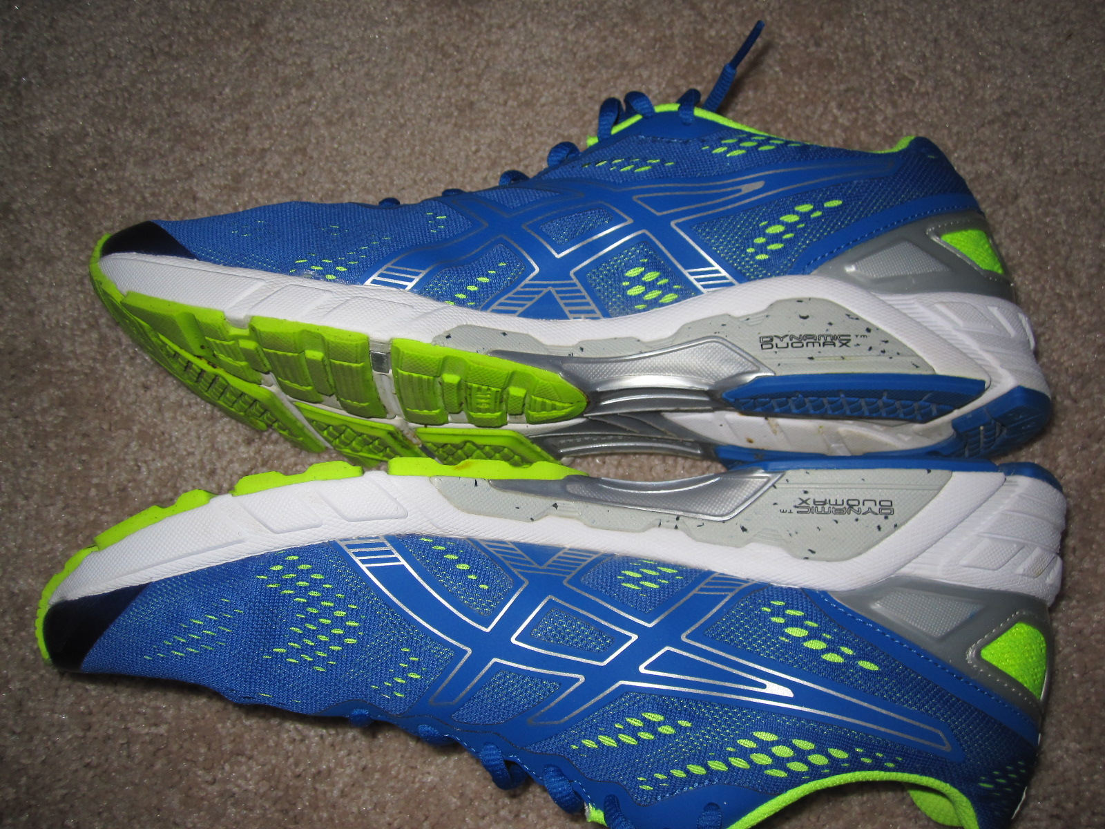 asics gel verdict ds