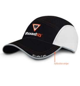 Road ID Race Hat