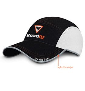 Road ID Race Hat