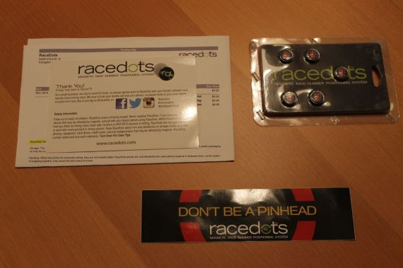 RaceDots Package