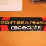 RaceDots Sticker