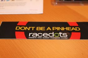 RaceDots Sticker