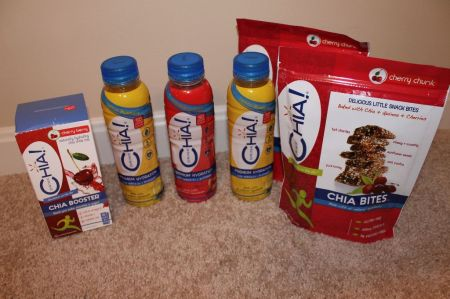 Chia Drink Nutritional Package