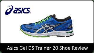 nouveaux styles 3d461 1a646 Asics Gel DS Trainer 20 Shoe Review | The Active Guy
