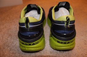 Hoka One One Conquest Heel