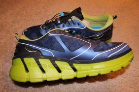 Hoka One One Conquest Lateral View