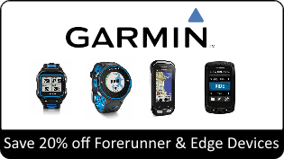 Garmin Forerunner and Edge Sale