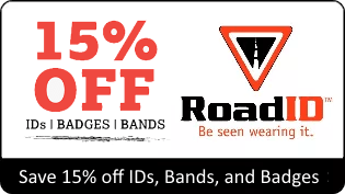 Road ID - Back to School Sale
