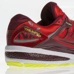 Saucony Triumph ISO 2 heel