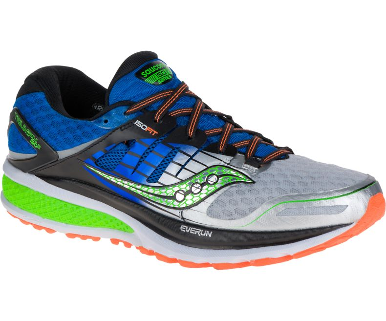 Saucony Triumph ISO 2 Shoe Review   The